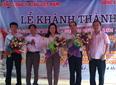 Khánh thành trường mầm non xã Sơn Lễ, huyện Hương Sơn, tỉnh Hà Tĩnh – Công trình do PV OIL tài trợ