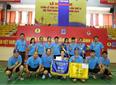 PVOIL Hà Nội tham gia Hội thao ngành Dầu khí năm 2018