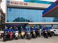 Đoàn thanh niên PVOIL Hà Nội ra quân hưởng ứng  truyền thông, quảng cáo dịch vụ thanh toán điện tử của PVOIL