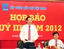 Petrovietnam tổ chức Họp báo Quý III năm 2012
