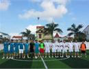 PVOIL Hà Nội tham gia giao hữu thể thao chào mừng mừng 5 năm ngày thành lập Tổng Công Ty Dầu Việt Nam