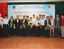 PVOIL Hà Nội Tổ chức hội thi nhân viên bán hàng giỏi và CHT CHXD Tiêu biểu năm 2013