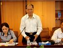Đoàn công tác của Hội Dầu khí Việt Nam và CĐ DKVN làm việc tại PV OIL