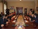 Tổng Giám đốc Tập đoàn Dầu khí Việt Nam Nguyễn Quốc Khánh thăm và làm việc tại Liên bang Nga, Cộng hòa Dagestan và Cộng hòa Azerbaijan