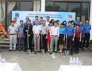 """Đoàn thanh niên PV OIL Hà Nội phát động thi đua hoàn thành """"Cụm công trình trọng điểm"""" chỉnh trang nhận dạng thương hiệu tại các CHXD của chi nhánh Đông Hà Nội"""