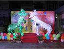 Đoàn thanh niên PV OIL Hà Nội tổ chức đêm hội trăng rằm
