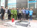 PV OIL Hà Nội và CHXD Thái Thịnh tổ chức huấn luyện phổ biến kiến thức PCCC và tập huấn phương án PCCC định kỳ hàng năm.