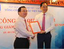 Lễ công bố quyết định bổ nhiệm Tổng Giám đốc Tổng công ty Dầu Việt Nam