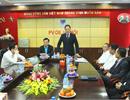 Tổng giám đốc PV OIL thăm và làm việc tại PV OIL Hà Nội.