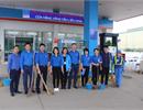 Đoàn thanh niên PVOIL Hà Nội ra quân hưởng ứng Tháng Thanh niên và  kỷ niệm 88 năm Ngày thành lập Ðoàn TNCS Hồ Chí Minh (26/3/1931 - 26/3/2019).