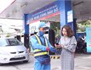 """PVOIL """"thông tuyến"""" giao dịch điện tử với 16 ngân hàng, hỗ trợ khách hàng thanh toán mua xăng dầu không dùng tiền mặt, không dùng thẻ tín dụng"""