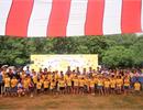 PVOIL Hà Nội phối hợp với Phòng Cảnh sát PCCC số 2 tổ chức tuyên truyền, huấn luyện và diễn tập PCCC năm 2016.