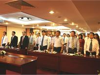Đại hội Đảng bộ Cơ quan Tổng công ty Dầu Việt Nam lần thứ II, nhiệm kỳ 2015 - 2020