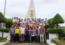 Đảng bộ Công ty Cổ phần Xăng dầu Dầu khí Hà Nội tổ chức Chương trình về nguồn năm 2015 tại Phú Quốc