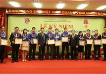 Đoàn Thanh niên PVN đón nhận Huân chương Lao động hạng Nhì