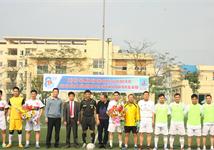 Giao lưu Văn hóa Thể thao giữa Đoàn thanh niên 2 đơn vị PV OIL Hà Nội và PV OIL Thái Bình.